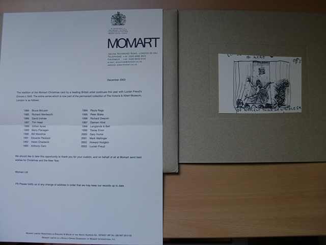 MOMART Party Invite