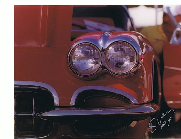 Sven Figueroa - Red Car