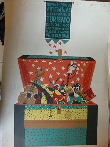 9na Feria de Artesania de Turismo