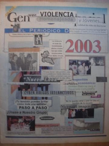 Violencia 2003