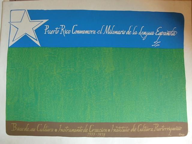 PR Celebra el Mienario de la lengua espanola