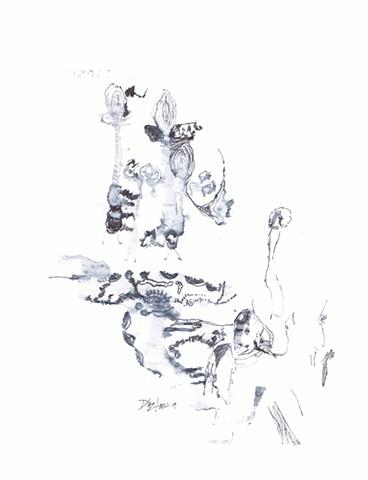 Barbara Diaz-Tapia - Untitled