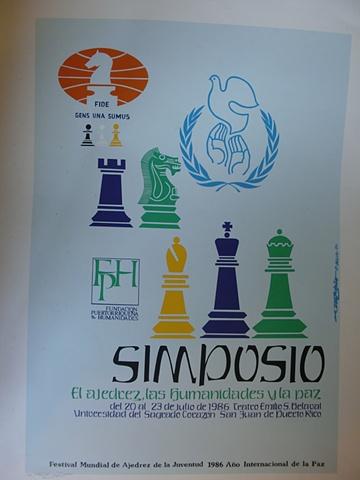 Simposio: Ajedrez, Humanidades y la Paz