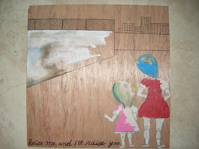 Sherri Raimundi - Raise me and I'll raise you