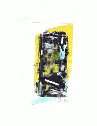 Manuel Alvarez Lezama - Abstracto