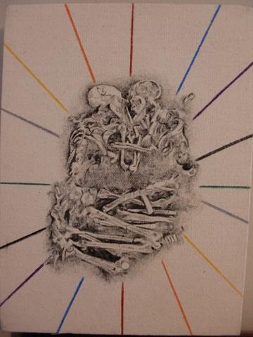 Dibujo Esqueleto