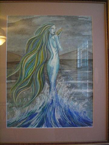 Annette Chez - Woman of the Sea