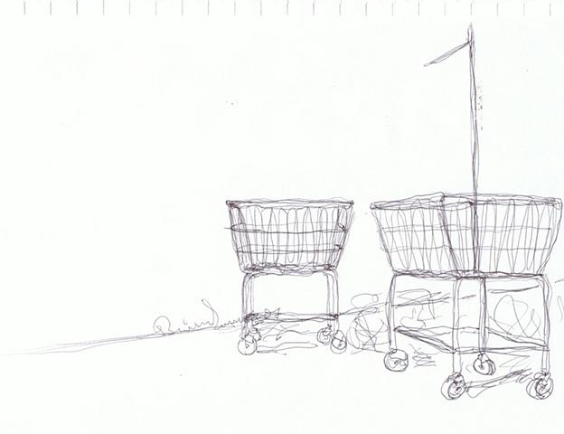 Biran Larosa - Supermarket Cart