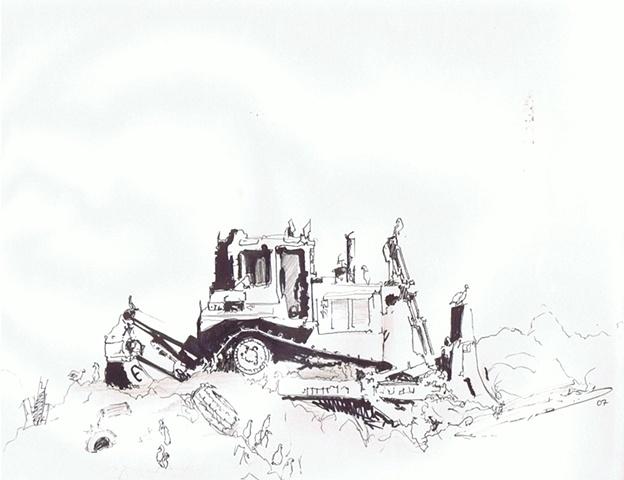 Omar Velazquez - Bulldozer
