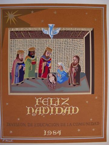 Feliz Navidad 1984