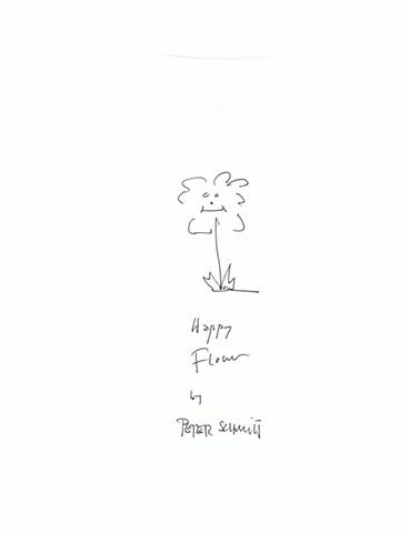 Peter Schmits - Happy Flower