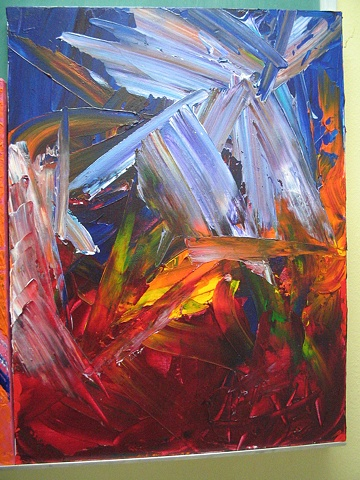 Rubinsky Lopatiegui - Abstraction