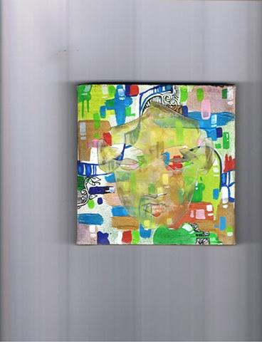 Ruben Lucciano SHETO - Plastic Head
