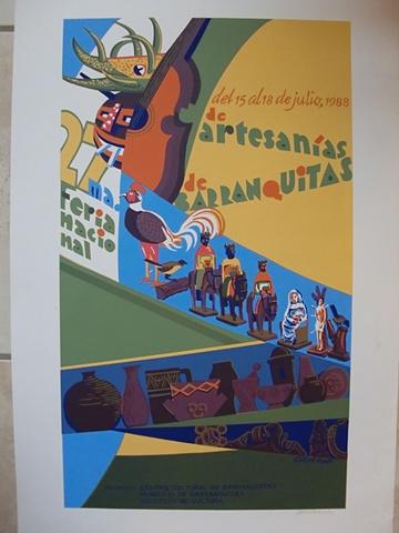27 Feria de Artesania de Barranquitas