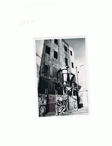 Carmen Mojica - Serie de Graffiti en San Juan