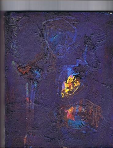 Carlos Santiago - Figura Azul