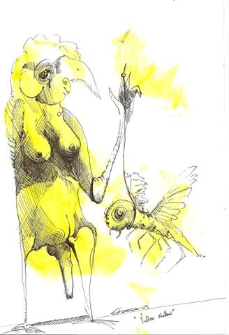 surreal amarillo