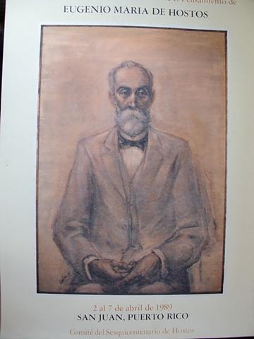 Eugenio Maria de Hostos
