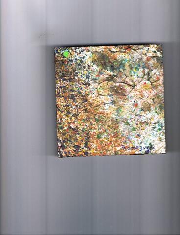 Carlos Romaguera - Abstraccion