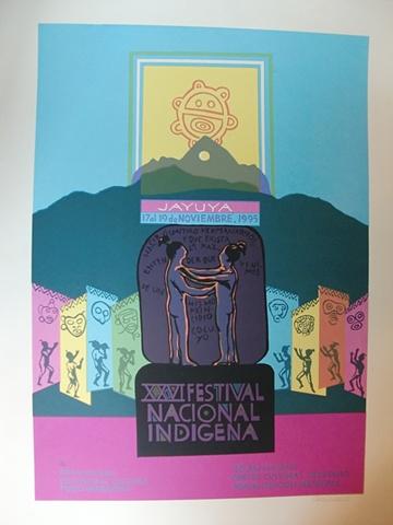 26 Festival Indigena