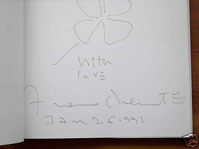 Francesco Clemente - Four Leaf Clover