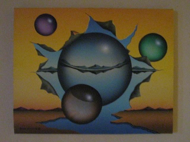 Randy Dunham - Modern Landscape