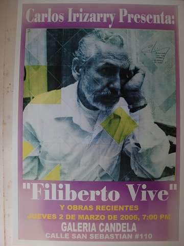 Cartel Filiberto Vive