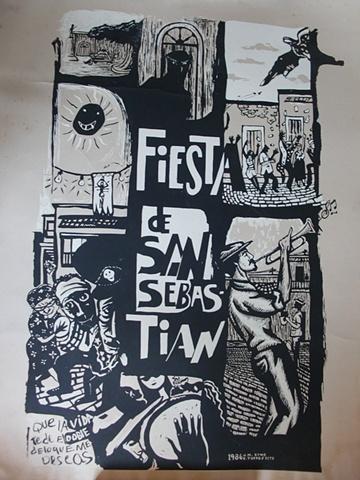 Fiestas San Sebastian