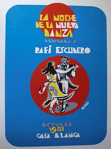 Noche de la Nueva Danza dedicada a Rafi Escudero