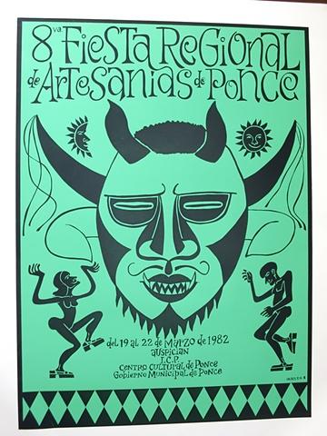 8va feria regional de artesanias de Ponce