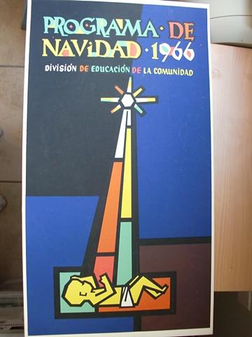 Programa de Navidad 1966