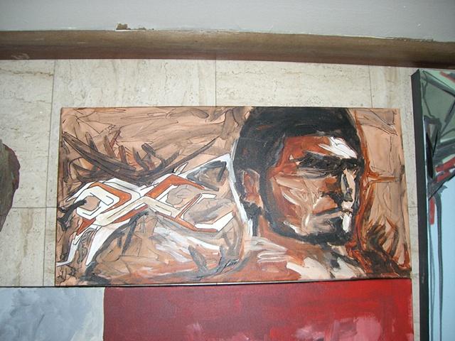 Brian Larosa - Self-portrait
