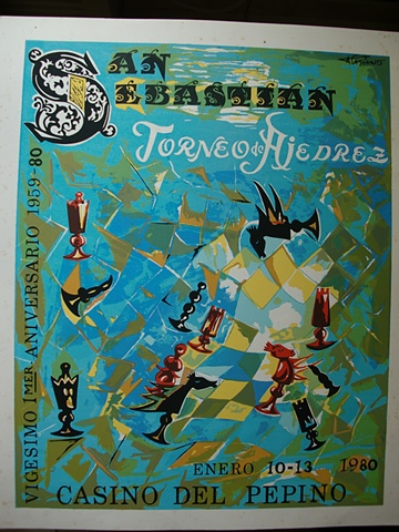 21 Torneo Ajedrez San Sebastian