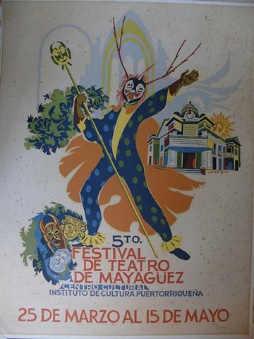 5to Festival Teatro Mayaguez