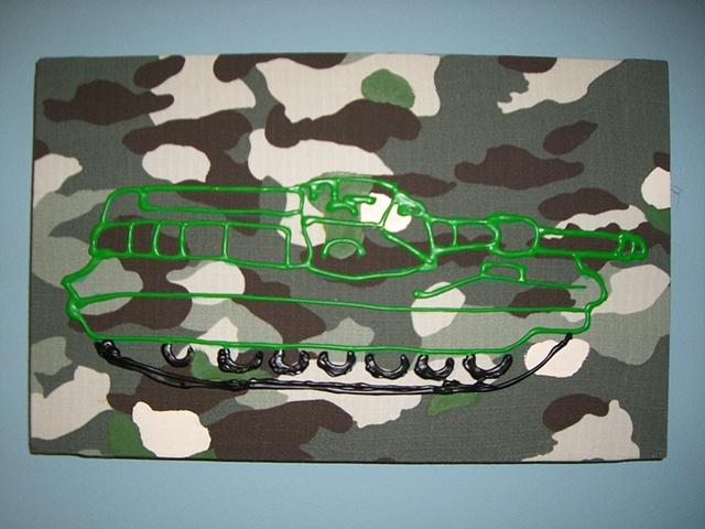 Bobby Cruz - Tanque Camuflageado
