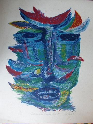 Mascara del portfolio