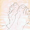 Julio Rosado del Valle - The Artist Feet