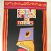 Festival de teatro y titeres