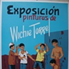 Exposicion de Pinturas de Wichie Torres