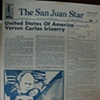 San JUan Star - USA vs Carlos Irizarry