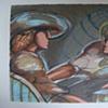 Serigrafia de 2 figuras
