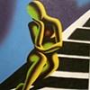Mark Kostabi - Upwardly Mobile