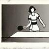 Boceto juegos panamericanos ping pong