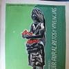 La mujer Rural Retos y Violencia - Acrilic on Cardboard