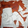 Moises Fragela - Boceto Cuspide
