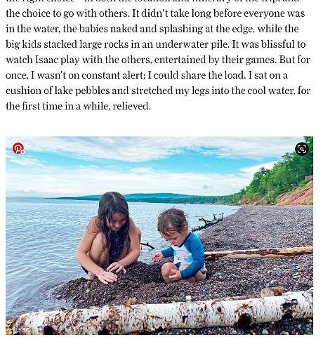 Camping with a Toddler Isn't Easy, but I Promise It's Worth It, Conde Nast Traveler