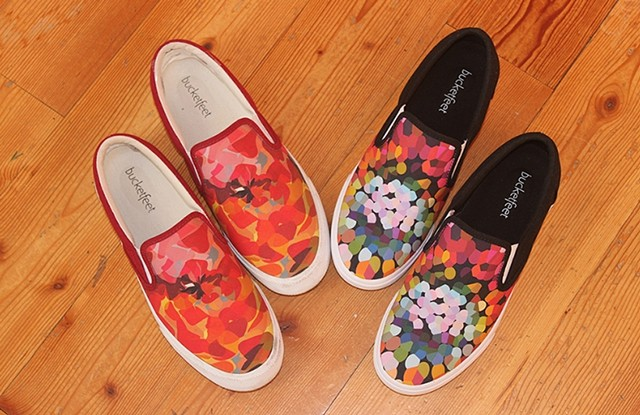 THREADLESS (Bucketfeet) SHOES
