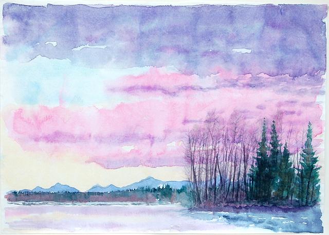 Tatotna Mountains, Alaska
