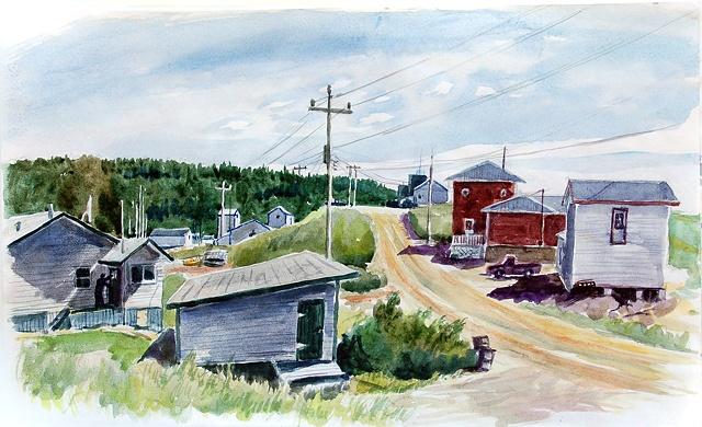 Mary's Harbor 2, Labrador