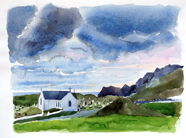 Malin Head Evening